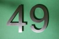 Edelstahl Haunsnummer 49