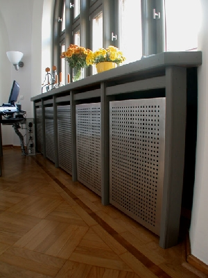 heizk rperverkleidung f r das b ro des. Black Bedroom Furniture Sets. Home Design Ideas