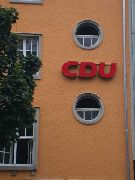 Helmut Kohl Haus - die Geschäftsstelle der CDU in Hildesheim