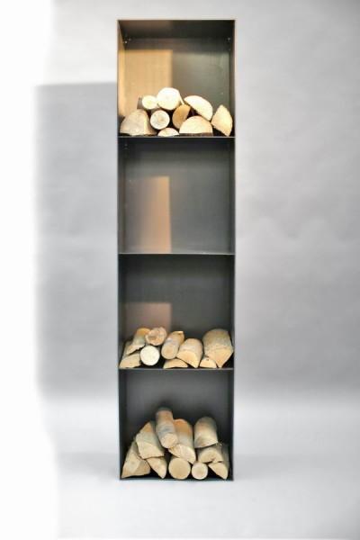 kaminholz regal das ist nicht nur bequem sondern sieht auch noch. Black Bedroom Furniture Sets. Home Design Ideas