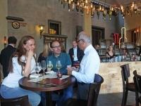 Eröffnung der NIL Weinkostbar in der Bürgermeisterkapelle