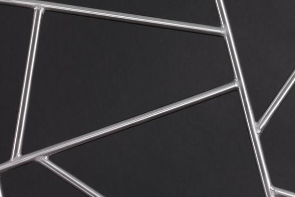 fenstergitter in schmitzstruktur aus edelstahl. Black Bedroom Furniture Sets. Home Design Ideas
