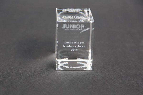 Junior Award  - Landessieger 2014