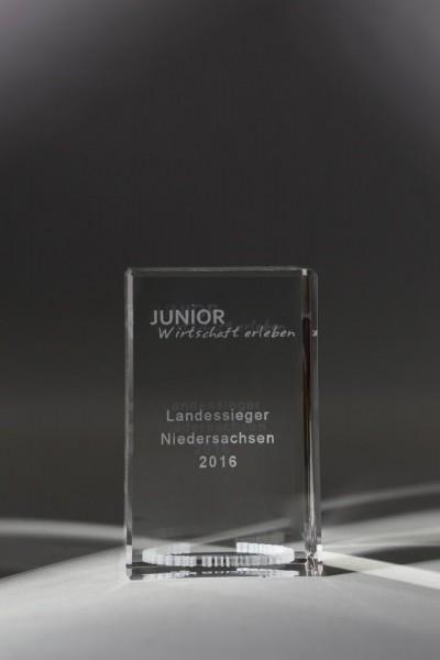 Junior Award Landessieger Niedersachsen 2016