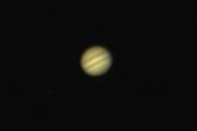 Jupiter und seine Monde am 24.9.11