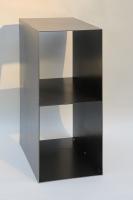Kaminholz Regal aus Stahl