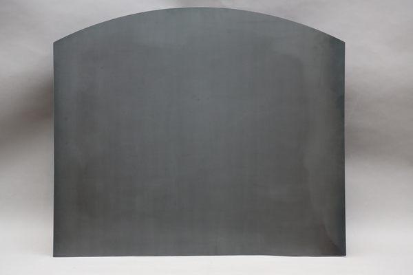 Kaminofen Blech aus 3 mm Stahl gelasert