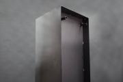 Stahl Regal für Kaminholz
