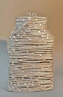 Kanne aus 5 mm Stahldraht