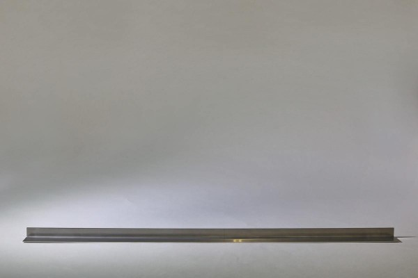 Kantenschutzwinkel 30/20/1,5 mm  aus hochwertigem Edelstahlblech