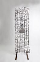 Freistehende Kavernenskulptur für die SOCON SONAR CONTROL Kavernenvermessung GmbH