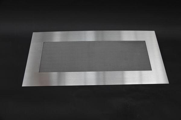 kellerschacht abdeckung aus edelstahl 55 120 cm. Black Bedroom Furniture Sets. Home Design Ideas