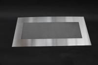 Kellerschacht Abdeckung aus Edelstahl 55 /120 cm