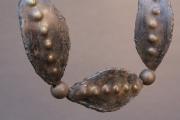 10 teilige Kette aus geschmiedeten Hohlkörpern aus Stahlblech