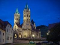Kirchplatz Freyburg, ebenfalls für den Deutschen Lichtdesign-Preis nominiert