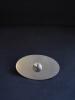 Lasergraviertes Klingelschild - Ovale Form
