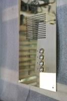 Hochwertiges Klingelschild mit Klingeltaster und Namen