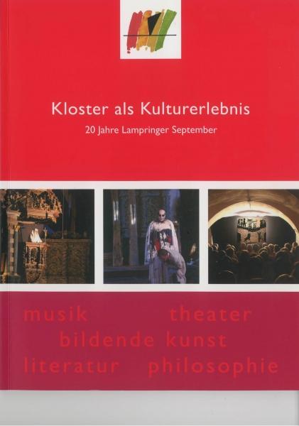 Kloster als Kulturerlebnis - 20 Jahre Lamspringer September
