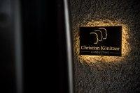Firmenschild für Könitzer Consulting