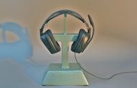 Kopfhörer Ständer von unserem  Schulpraktikanten Till Schrader