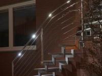 LED Module für Geländer, Handläufe und andere Rohre
