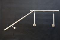 Geländer mit integrierten LED im Handlauf -  LED Geländer