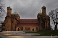 LED Geländer für die Michaeliskirche in Hildesheim
