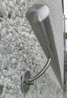 Edelstahlhandlauf mit hochwertigen LED-Modulen