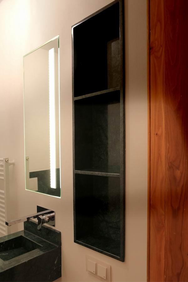 Spiegel mit led beleuchtung for Led spiegel
