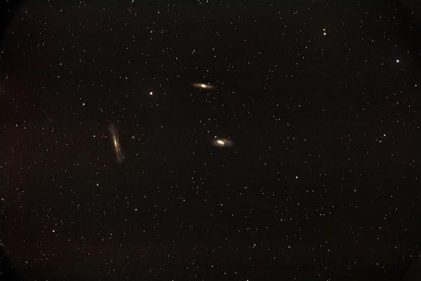 Die M66-Gruppe, auch Leo-Triplett genannt
