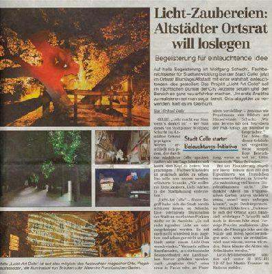 Celler Zeitung vom 4.2.2006