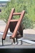 Living Chair - kniend