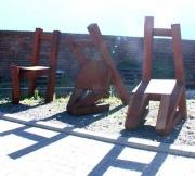 Skulpturen Living Chairs