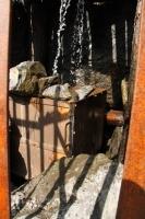 Lore im Bergwerkstunnel im Yukon-trail, dem ersten Bauabschnitt  im Zoo Hannover