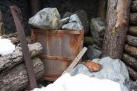 Loren im Yukon Trail