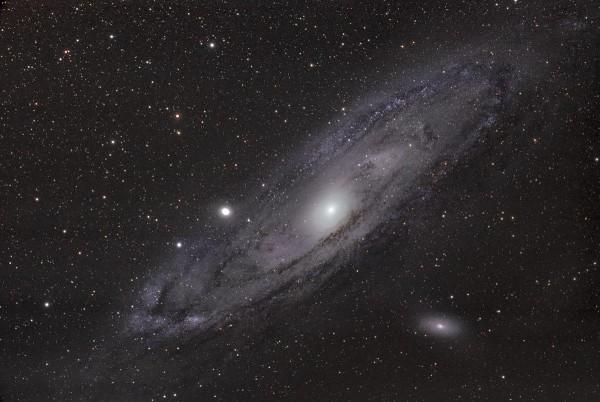 Andromedagalaxie am 26.11.16