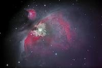 M42 am 10.2.2013 trotzt schlechtem Seeing