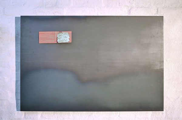 magnettafel aus 3 mm stahl. Black Bedroom Furniture Sets. Home Design Ideas
