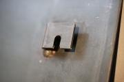 Magnet Pinnwand mit nicht sichtbarer Befestigung