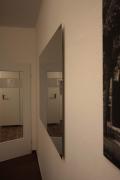 Magnetpinnwand, blankes Edelstahlblech 1.4016