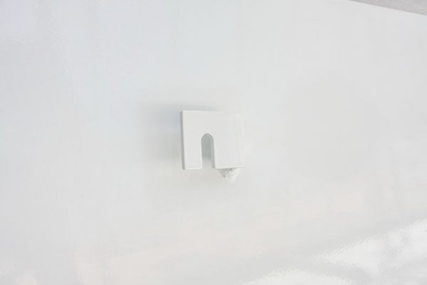 magnetpinnwand aus 3 mm stahlblech gefertigt. Black Bedroom Furniture Sets. Home Design Ideas