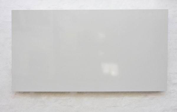 Magnetpinnwand aus 3 mm Stahlblech gefertigt