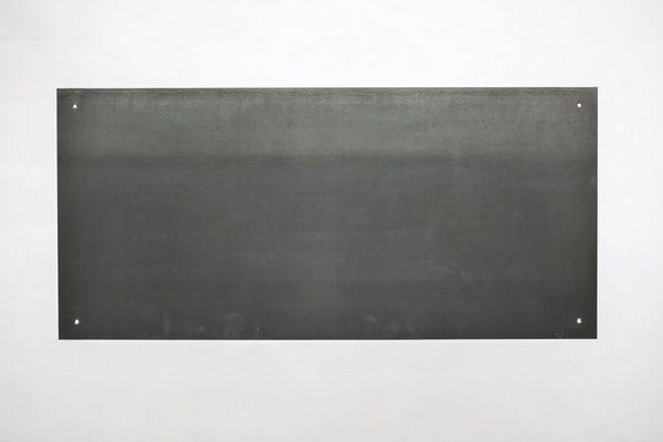 Diese magnetpinnwand wird sichtbar an die wand geschraubt - Quadratmeter wand berechnen ...