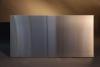 Individuelle Magnetpinnwand aus Edelstahl