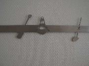 Magnetpinnwand in Form verschiedener Werkzeuge
