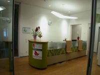 Innenraumplanung und Lichtplanung der Mammografie in Langensalza