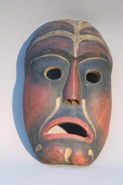 Maske aus Afrika?