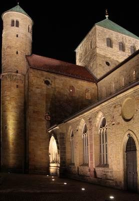 Beleuchtungsplanung für die Michaeliskirche in Hildesheim