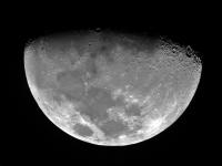 Mond am 2.1.2012
