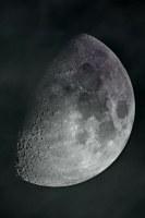 Der Mond am 12.11.2013